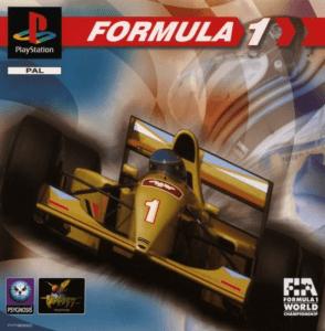 Jeu - Formula 1 - Playstation