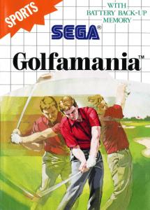 Jeu - Golfamania - Master System