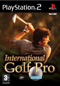 Jeu - International Golf Pro - Playstation 2