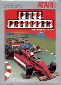 Jeu - Pole Position - Atari 2600