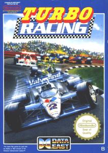 Jeu - Turbo Racing - NES
