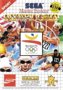 Jeu - Olympic Gold Barcelona 92' - Master System