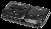 Console - Mega CD