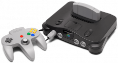 Console - N64