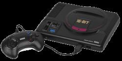 Console - Mega Drive