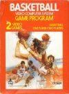 Jeu - Basketball - Atari 2600