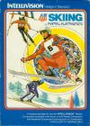Jeu - Skiing - Intellivision