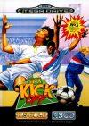 Jeu - Super Kick Off - Megadrive